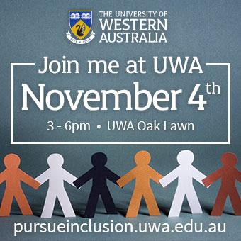 Pursue inclusion UWA profile image