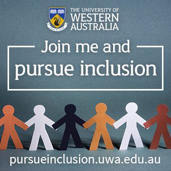 Pursue inclusion UWA global profile image